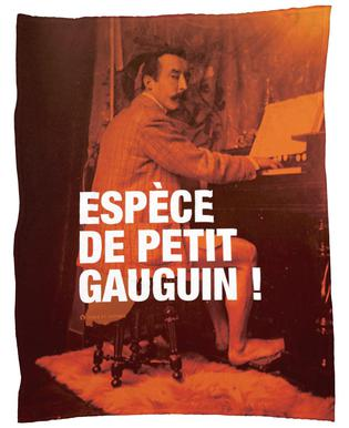 Gauguin Fleece Blanket
