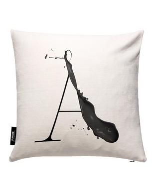 Artsy A Cushion Cover