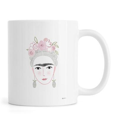 Frida Kahlo -Tasse