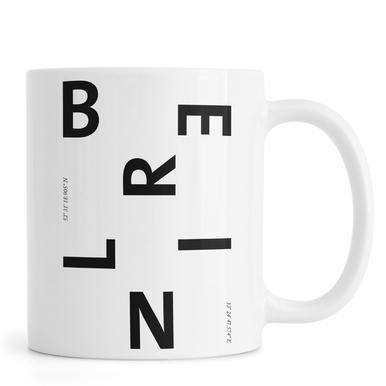 Cities - Berlin Mugg