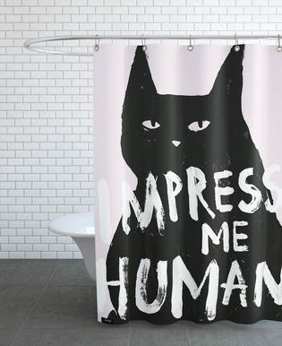 Impress Me Shower Curtain