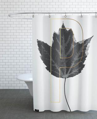Plants P Shower Curtain