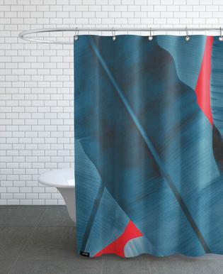 Tropical #3 Shower Curtain