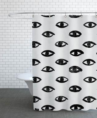 I See U Shower Curtain