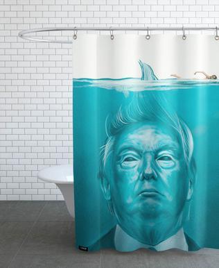 Trump Flat Swimmer douchegordijn