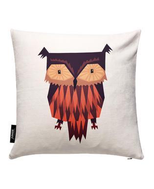 Critter Owl Cushion Cover