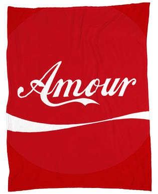 Amour Red plaid