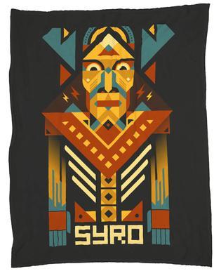 Syro Fleece Blanket