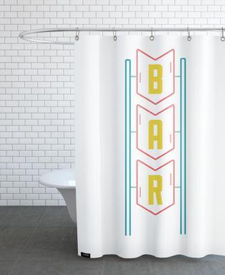 Bar rideau de douche