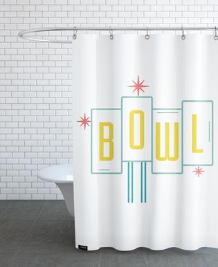 Bowl rideau de douche