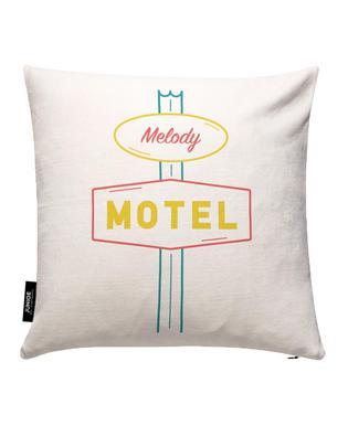 Motel Housse de coussin