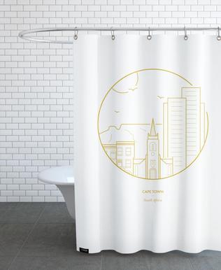 Cape Town Shower Curtain