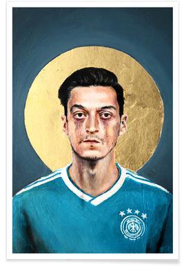 Football Icon - Mesut Özil