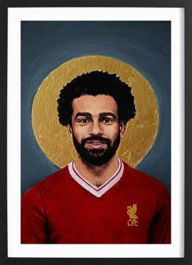 Football Icon - Mohamed Salah