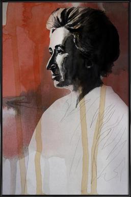 Rosa Luxemburg Framed Poster