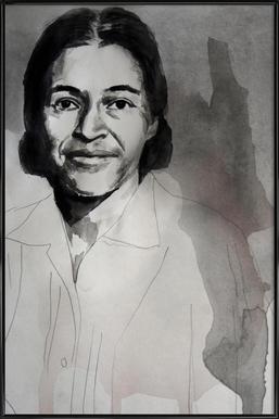 Rosa Parks Framed Poster