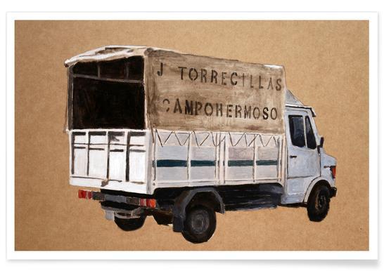 Cargo Todo 6 Poster