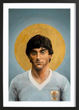 Football Icon - Enzo Francescoli