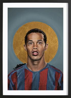 Football Icon - Ronaldinho