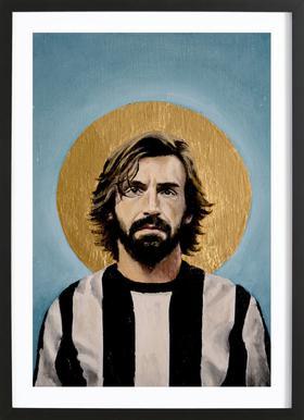 Football Icon - Andrea Pirlo