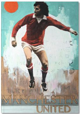 One Love - Manchester United Notebook