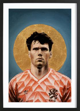 Football Icon - Marco van Basten