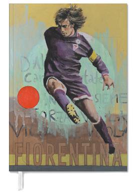 One Love - Fiorentina Personal Planner