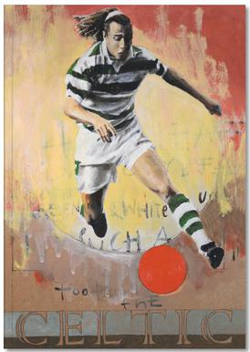 One Love - Celtic Notebook