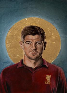 Football Icon - Steven Gerrard