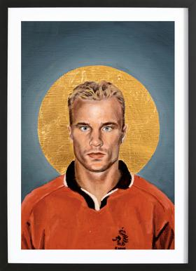 Football Icon - Denis Bergkamp