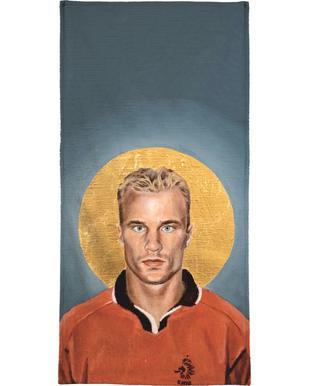Football Icon - Denis Bergkamp
