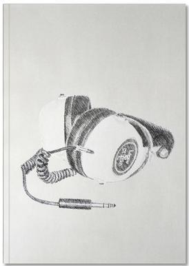 Profond - Headphones Notebook