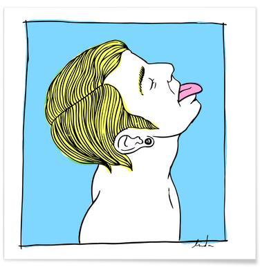 Lick affiche