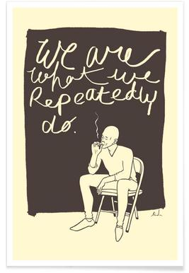 We Are affiche