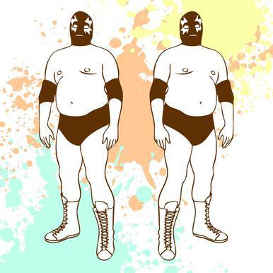Fat lucha