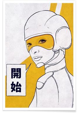 Start -Poster