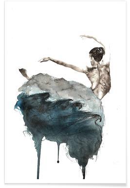 Ballerina affiche