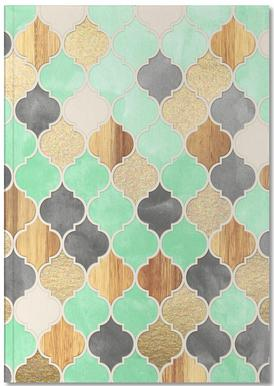 Textured Moroccan Pattern