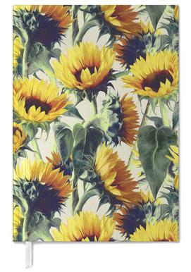 Sunflowers Forever Personal Planner