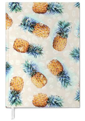 Pineapples + Crystals -Terminplaner