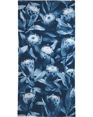 Evening Proteas - Denim Blue