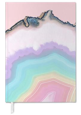 Rainbow Agate Personal Planner