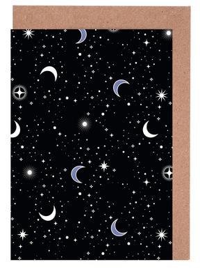 Stars Holiday Greeting Card Set