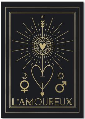 L'Amoureux notitieboekje