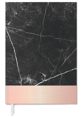 Black Marble Pink Edition agenda