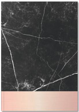 Black Marble Pink Edition Notebook