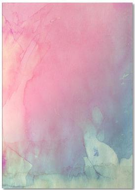Color Shadows -Notizblock