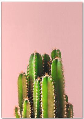 Cactus Time -Notizblock