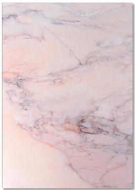 Blush Marble -Notizblock