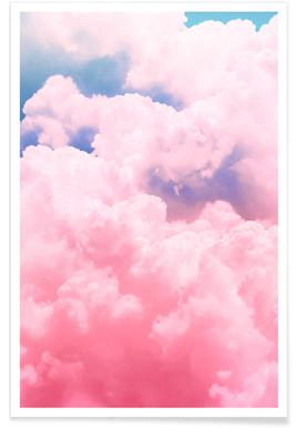 Candy Sky - Premium poster
